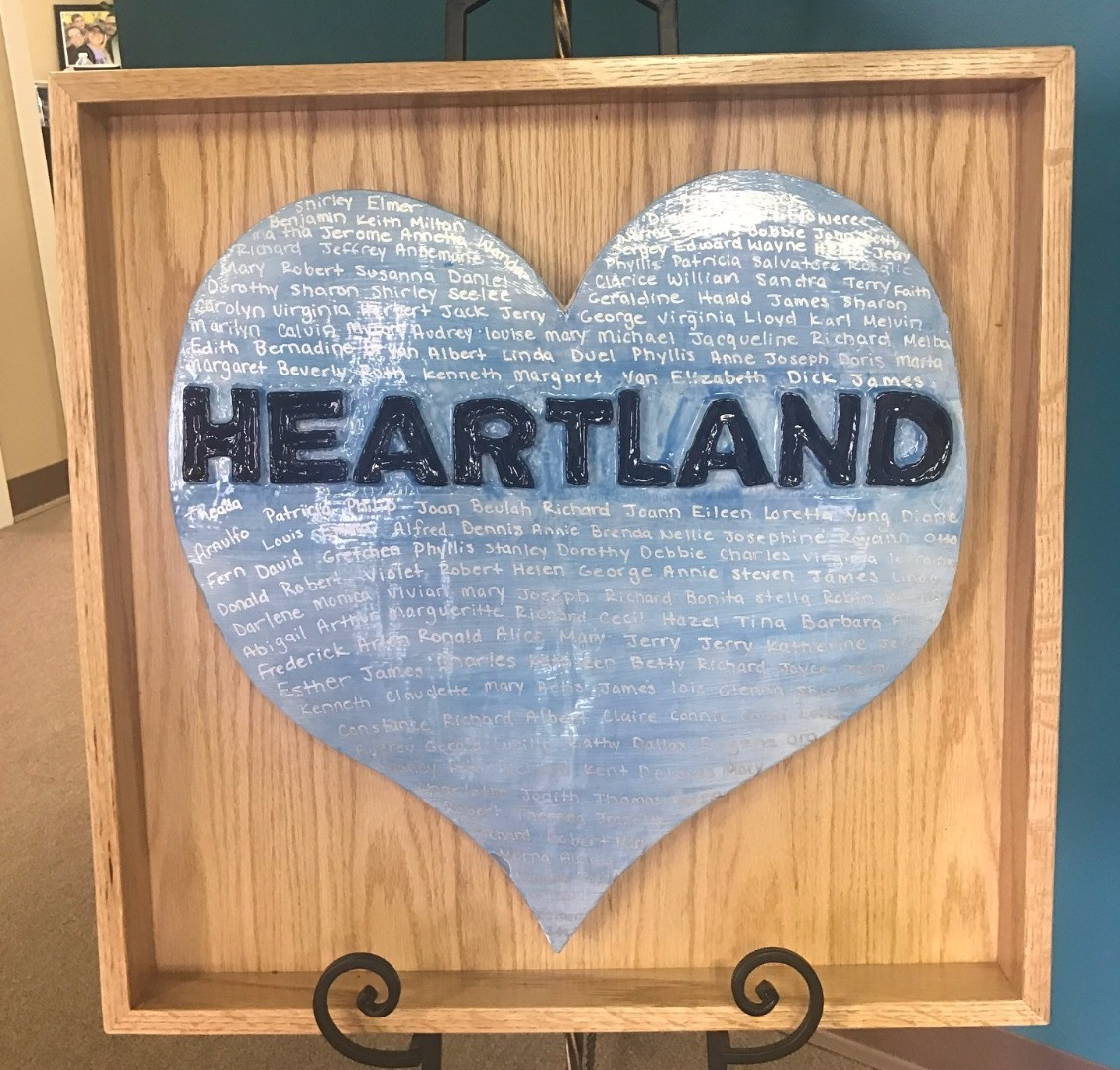 becoming a heartland with more heart Update 2013: heat in the heartland analysis updated with new 2011 and 2012  data  such as diabetes, respiratory disease, kidney disease, and heart disease   heat waves lasting three days or more have become more common over the.